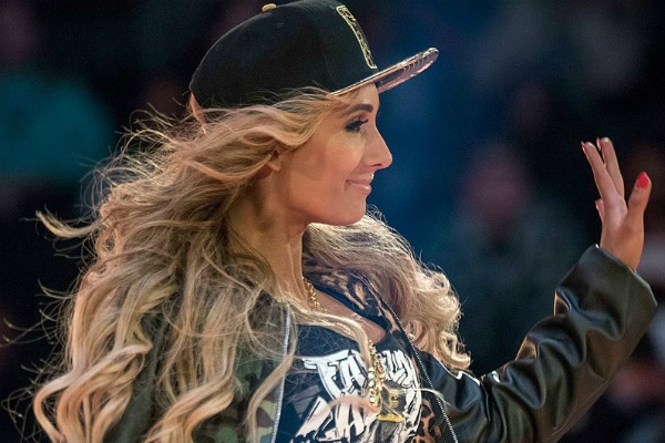 Carmella interview