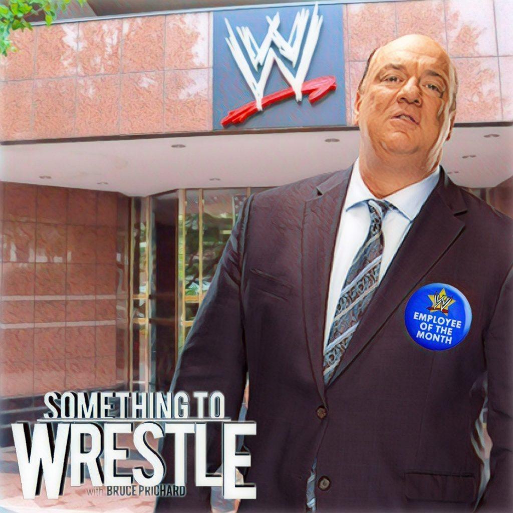 Paul Heyman something to wrestle with