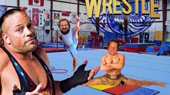 WRITTEN PODCAST RECAP: Something to Wrestle on Rob Van Dam
